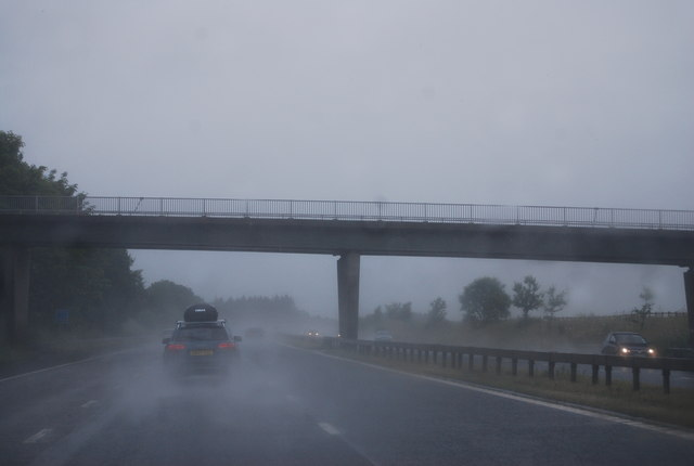 Wooloaks Bridge, M6