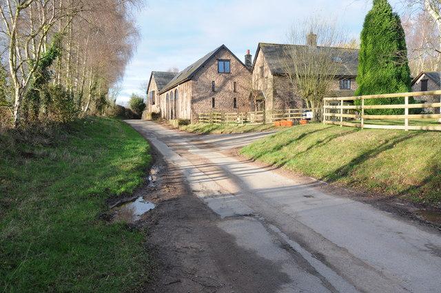 Upper Moraston