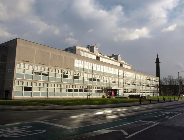 Academic centre, Hull College