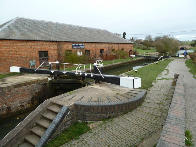 Lock 1, Grand Junction Canal - Braunston Bottom Lock