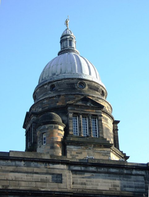 Dome of Old College