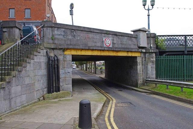 Underpass connecting Honans Quay & Harveys Quay, Limerick