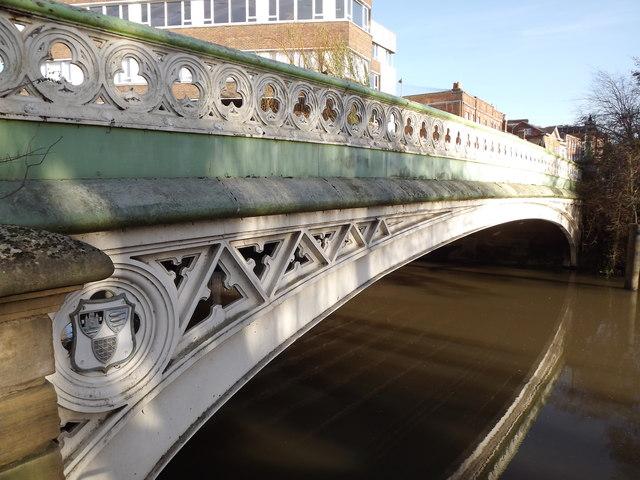 The Town Bridge, Guildford
