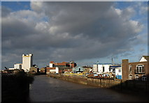 TA1029 : River Hull by Derek Harper