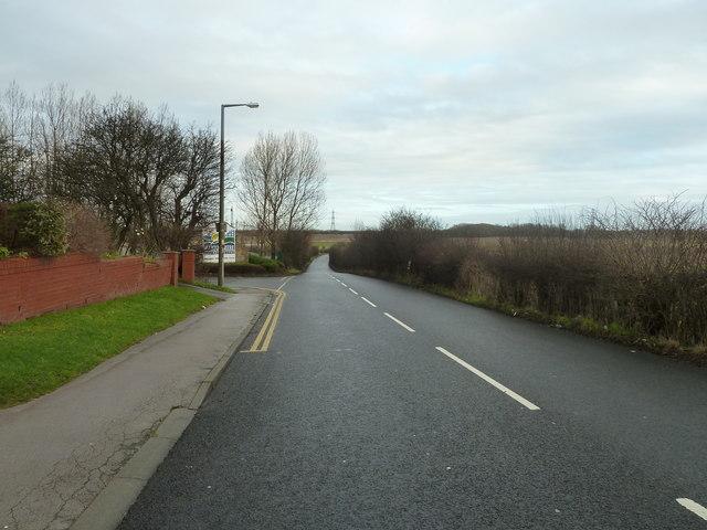 Mythop Road