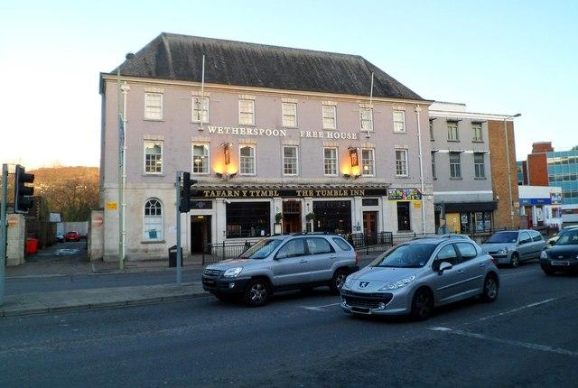 The Tumble Inn, Pontypridd