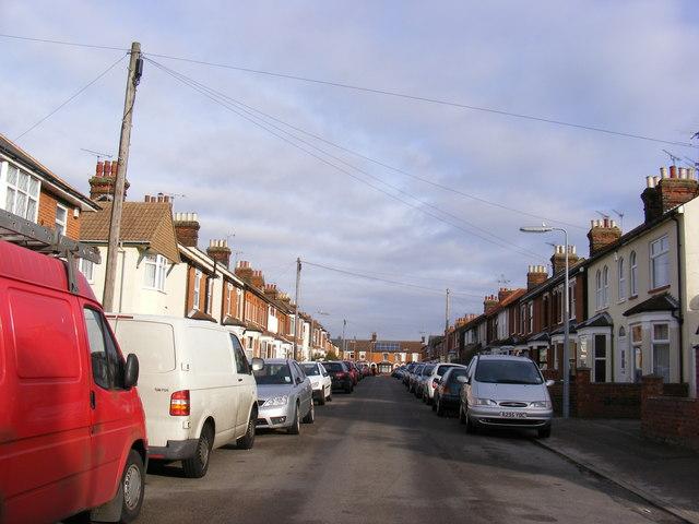 Ruskin Road, Ipswich