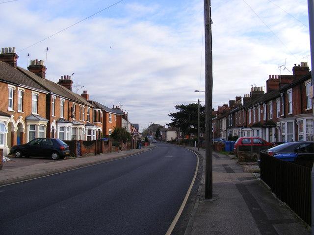 B1075 Foxhall Road, Ipswich