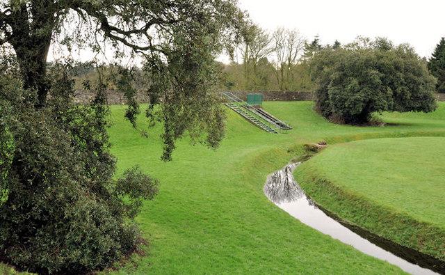 Ramparts, Hillsborough Fort