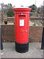 TM1945 : Post Office 29 Woodbridge Road East George V Postbox by Adrian Cable