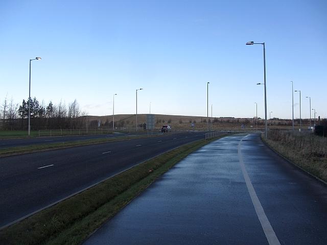 Ravenscraig Link Road