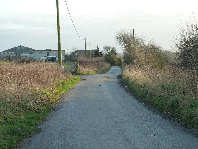 Farm Road near Mereview