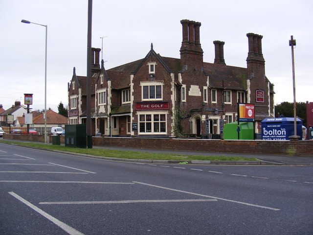 The Golf Hotel, Rushmere st Andrew