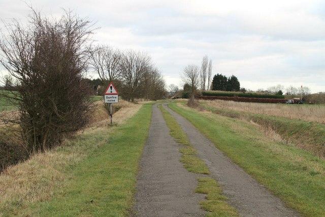 Moor Lane, Moor Rifle Range