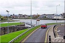 R5757 : Honans Quay, Limerick by P L Chadwick