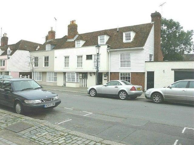 No 95, Abbey Street, Faversham