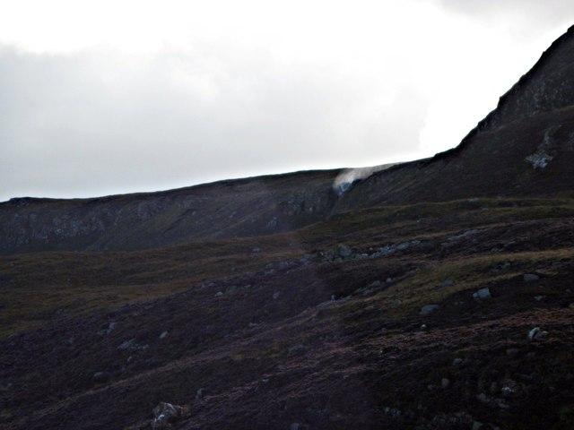 Waterfall, Ardmeanach Peninsula, Mull