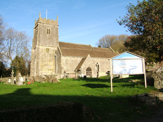 Tytherington Church