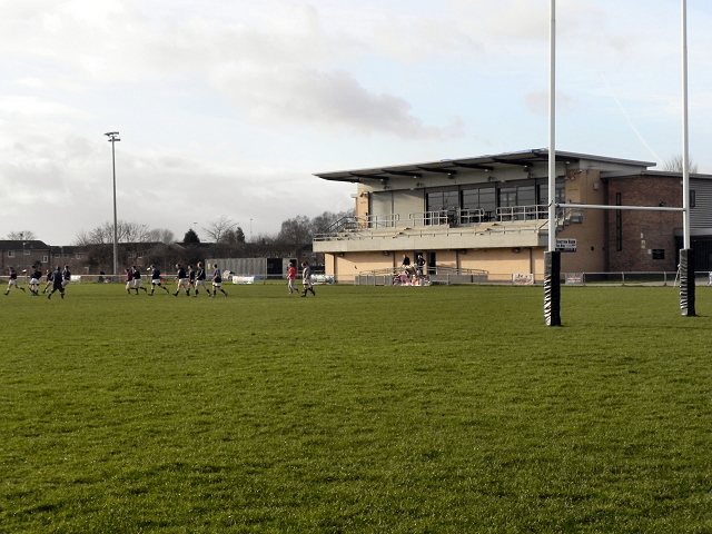 Broughton Park FC (Rugby), Hough End