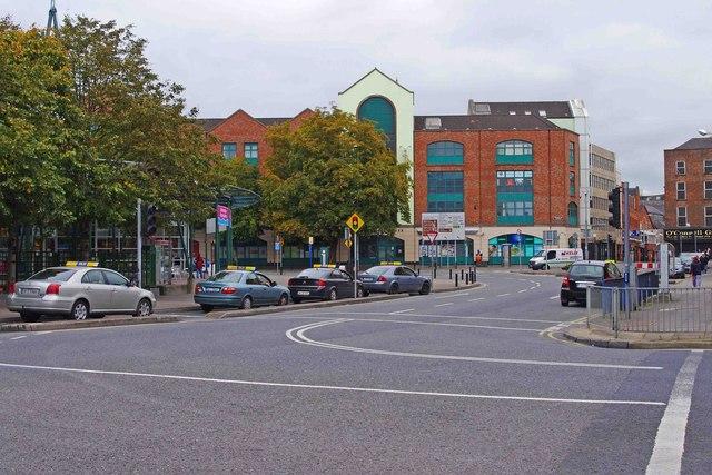 Honan's Quay in Limerick