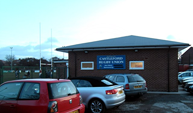 Castleford Rugby Union Clubhouse