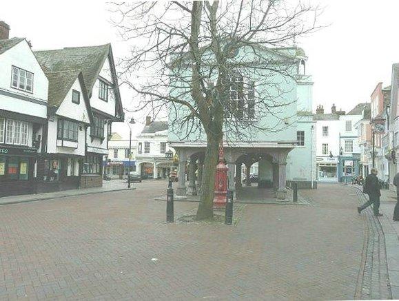 Town Hall, Market Place, Faversham