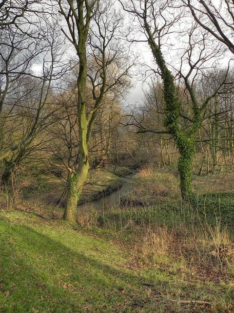 Hough End Clough