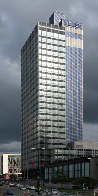 Co-operative Insurance Society Tower, Miller Street, Manchester (1)