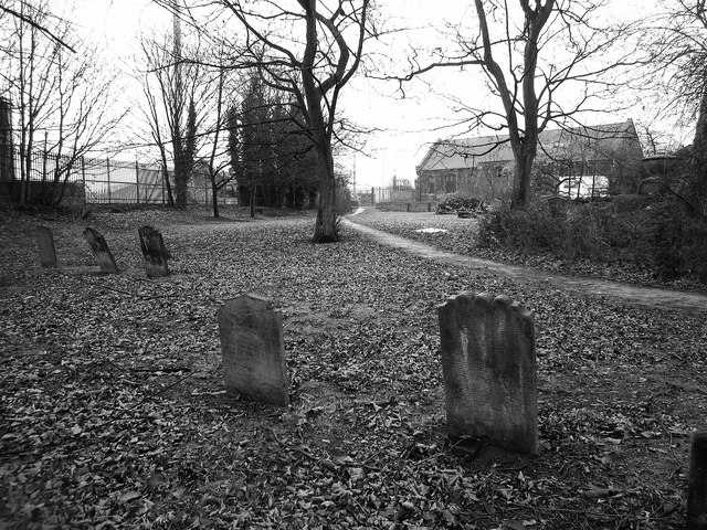 St Mary's Churchyard, Sculcoates