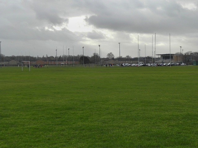 Hough End Fields