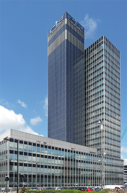Co-operative Insurance Society Tower, Miller Street, Manchester (2)