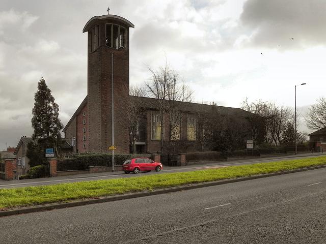 St Bernadette's Roman Catholic Church, Princess Road