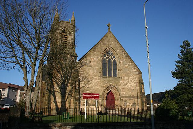 St Andrews Kirk