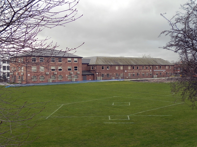 Whalley Range High School