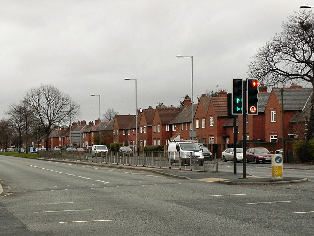 Princess Road (A5103)