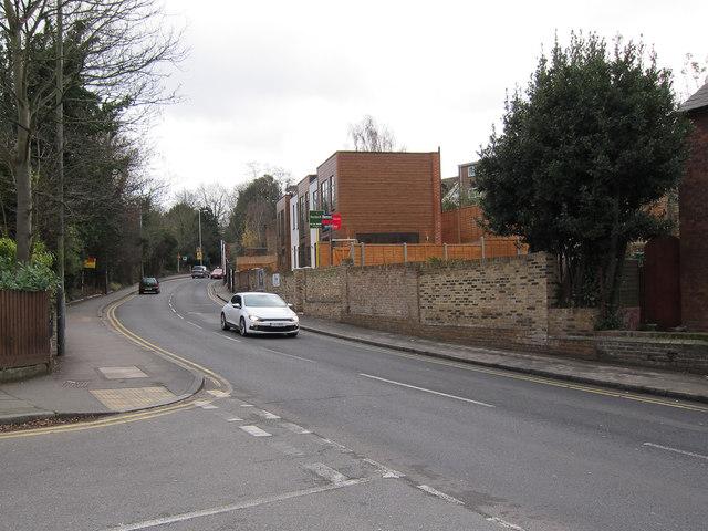 Surbiton Hill Road