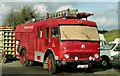 M0183 : Fire appliance, Westport by Albert Bridge