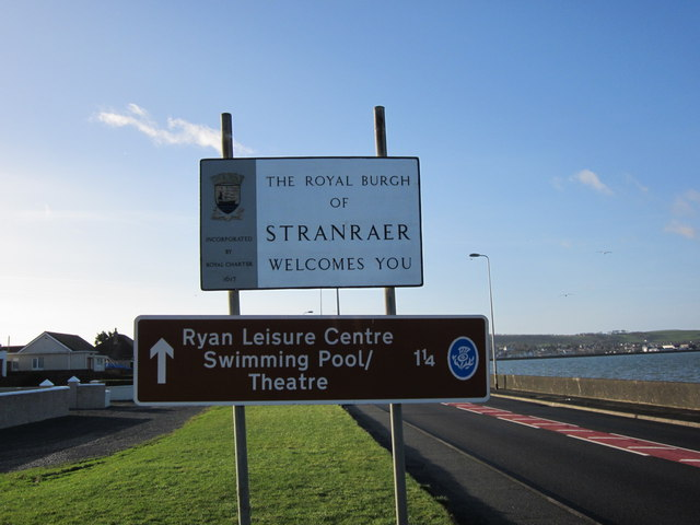 Royal Burgh of Stranraer