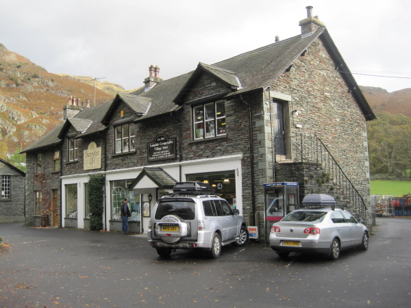 Langdale Co-operative Village Store and Bramble Cafe
