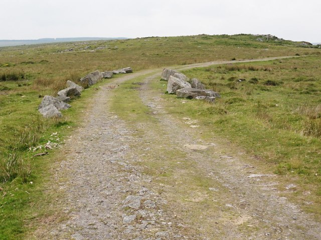 Track to the Flooded Quarry