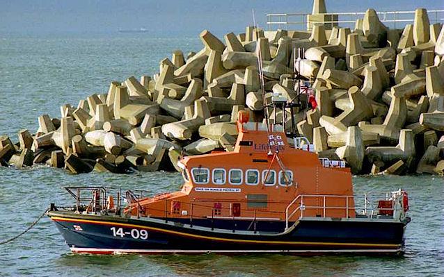Dunbar lifeboat, Torness