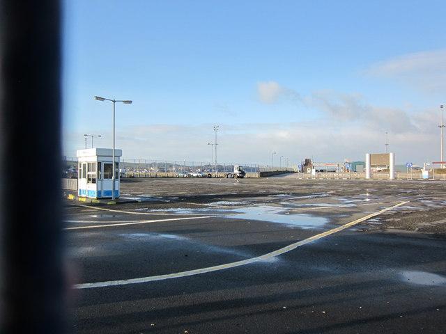 Stranraer Ferry Terminal