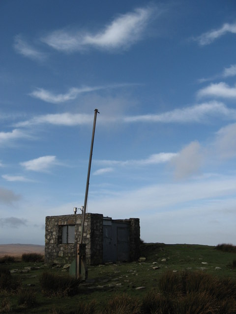 Observation Post, Hangingstone Hill