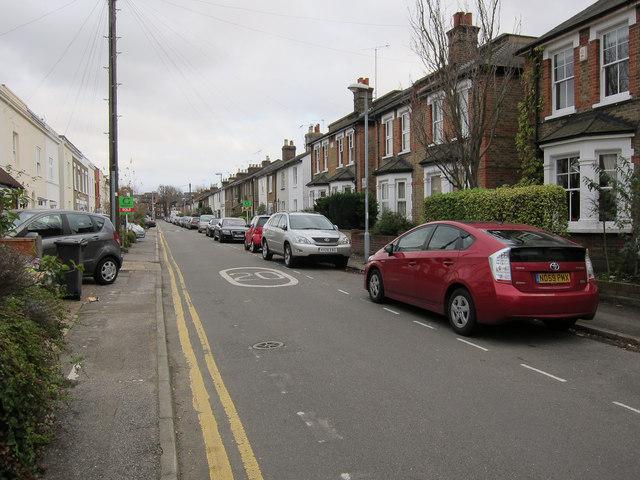 Cleaveland Road, Surbiton