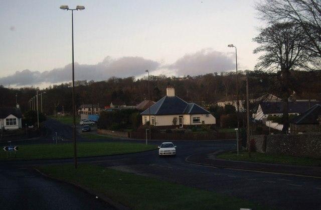 Trottick roundabout, Dundee