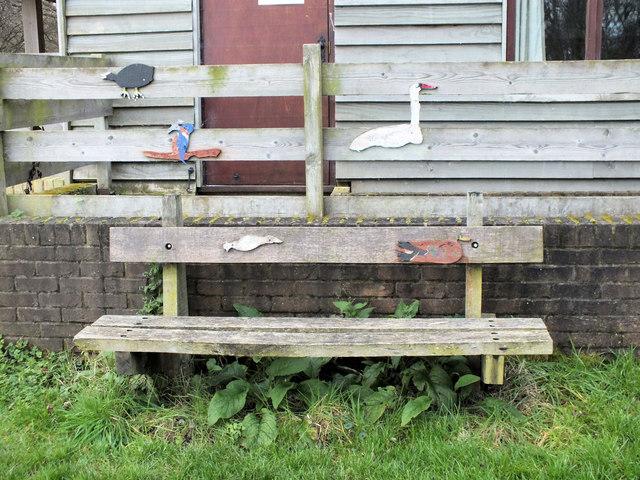 Waterfowl seat