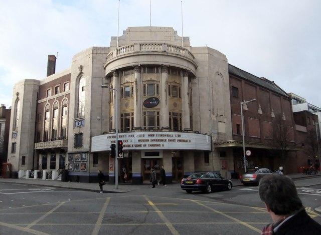Cineworld, Fulham Road SW10