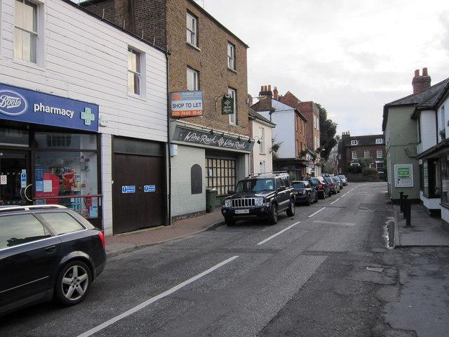 Thames Ditton High Street
