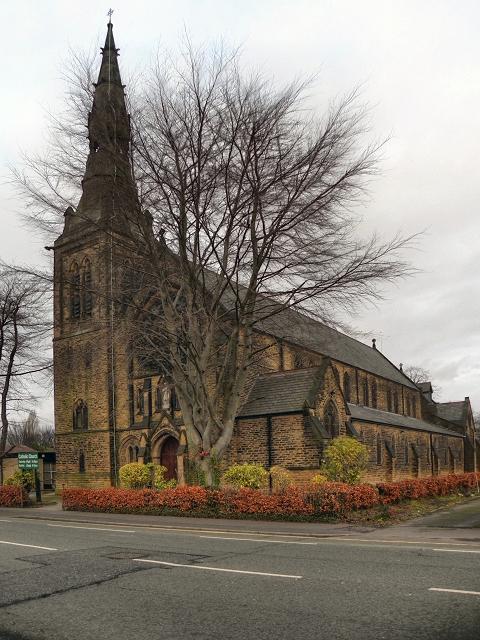 English Martyrs Parish Church