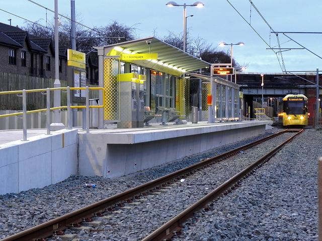 St Werburgh's Road Station